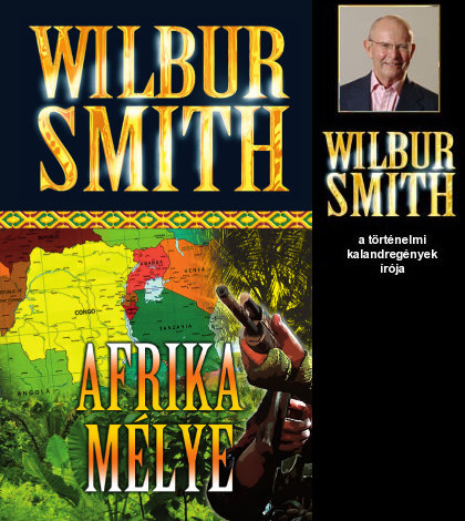 Wilbur Smith - Afrika m�lye